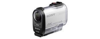 Sony FDR-X1000V Action Cam, UHD 4K (FHD) videokamera