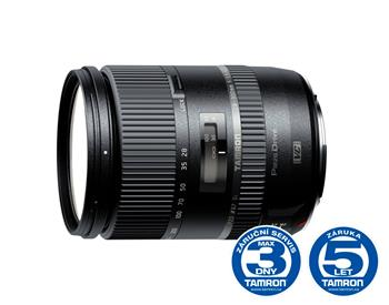 Tamron 28-300mm F/3.5-6.3 Di PZD pro Sony; A010S