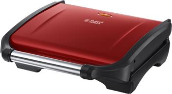 RUSSELL HOBBS 19921-56 - Flame Red Gril na 5 porcí