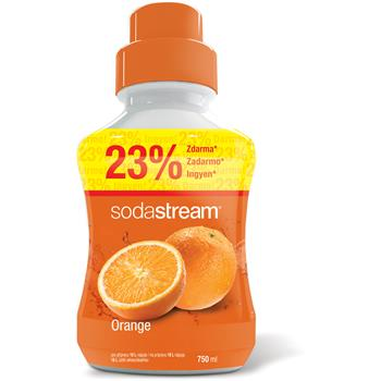 Sodastream Sirup Pomeranč 750 ml
