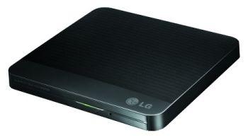 LG DVD±R/RW/ GP57NB/ 8x USB/ M-disc/ externí slim černá; GP57EB40.AUAE