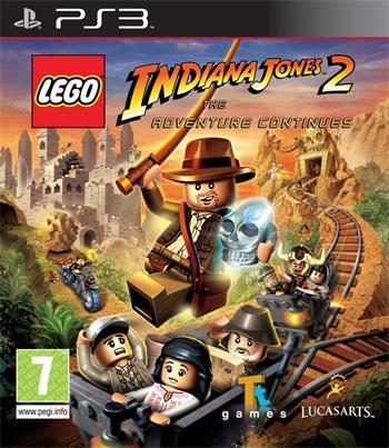 PS3 LEGO Indiana Jones 2 Essential