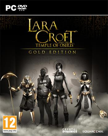 PC Lara Croft and the Temple of Osiris Gold Edition