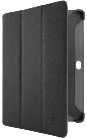 BELKIN Pouzdro/stojánek pro Galaxy Tab 2 10.1,černý