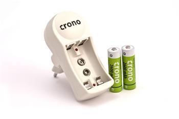 Nabíječka+baterie AA 2600 mAh; BT00501-1
