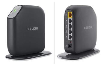 Belkin Surf+ Router ; F7D2301