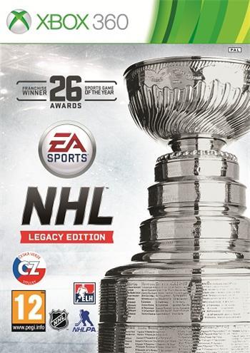 X360 NHL 16 Legacy Edition