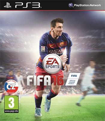 PS3 FIFA 16; EAP318114