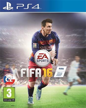 PS4 FIFA 16; EAP420604