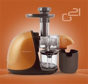 Odšťavňovač G21 Gourmet horizontal