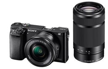 Sony A6000Y, černý; ILCE6000YB.CEC