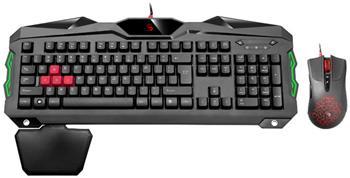 A4tech Bloody B2100 herní set klávesnice s myši, USB