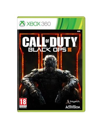 X360 Call of Duty: Black Ops 3