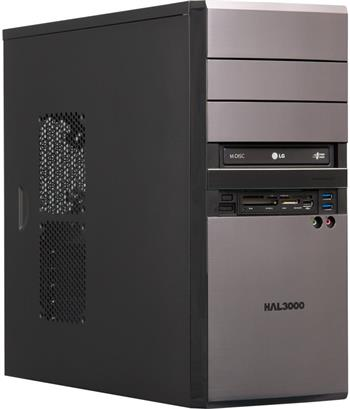 HAL3000 EliteWork SSD W8/ Intel i5-4460/ 8GB/ 120GB SSD/ DVD/ CR/ W8.1