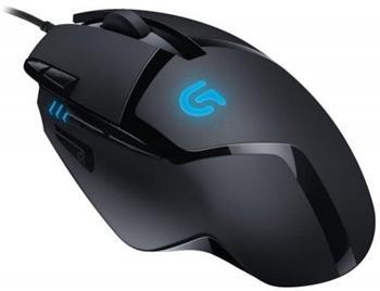 Logitech G402 Hyperion Fury - myš optická, USB, černá