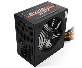 Zdroj Zalman ZM450-GS 450W 80+ ATX12V 2.3 PFC 12cm fan ; ZM450-GS