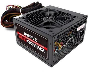 Zdroj Zalman ZM600-GSII 600W 80+ ATX12V 2.3 PFC 12cm fan