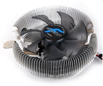 Chladič Zalman CNPS90F, socket universal, 92mm FSB Fan