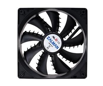 Ventilátor Zalman ZM-F1 PLUS SF 80mm, 20-23 dBA, 2000rpm; ZM-F1 Plus(SF)