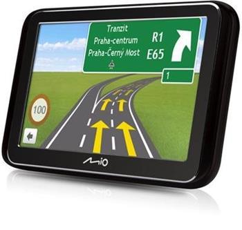 "MIO Spirit 6970u Truck GPS navigace, LCD 5"", mapy EU (44) Lifetime; 5262N3930320"