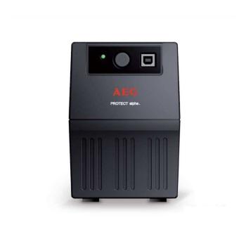 AEG UPS Protect Alpha 800 VA / 480 W/ USB; 6000014748