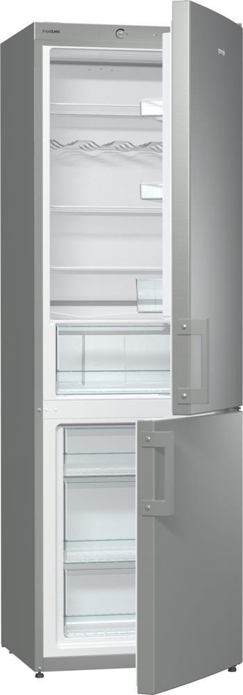 Gorenje RK 6192 AX - kombinovaná chladnička