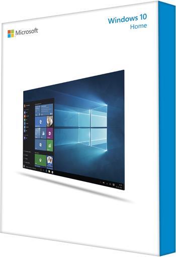 MS OEM Windows 10 Home x64 SK 1pk DVD