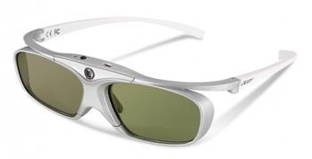 Acer - Projektor 3D brýle; MC.JFZ11.00B