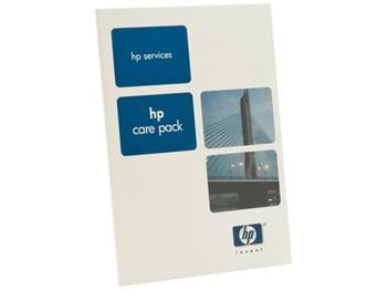 HP CPe - Tříletá záruka s vracením do servisního střediska pro S series, HP 25x, ProBook 4xx; UK735A