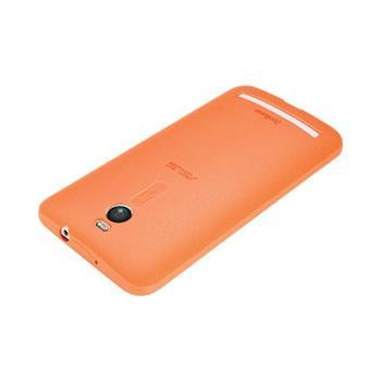 Asus ZenFone 2 Bumper Case pro ZE551ML, oranžový