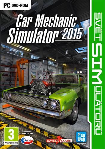 PC Car Mechanic Simulator 2015