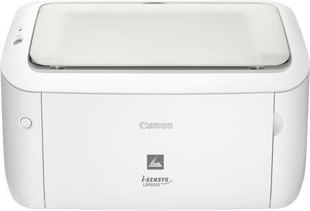 Canon i-SENSYS LBP6030, bílá; 8468B001