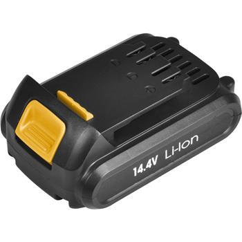 FIELDMANN FDV 9009 14,4V akumulátor LI-ON Kapacita 1300 mAh; FDV 9009