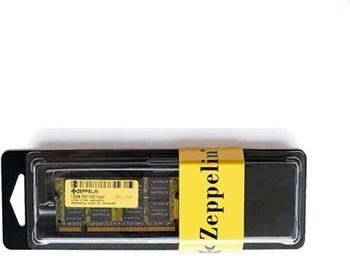 ZEPPELIN SO-DIMM 1GB DDR2 800 MHz CL6 ; 1G/800 SO EG