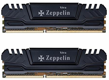 Evolveo Zeppelin GOLD 4GB (2x2GB) DDR2 800 CL 6; 2G/800/XK2 EG