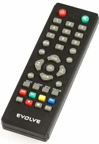 Dálkový ovladač Evolve DT-3030 (3030-DTREM)