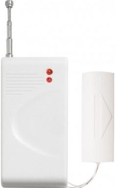 Evolveo bezdrátový detektor vibrací - GSM alarm; ACS GS