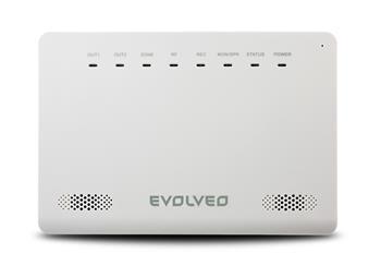 EVOLVEO ALARMEX - Bezdrátové zabezpečení majetku (ALM400)