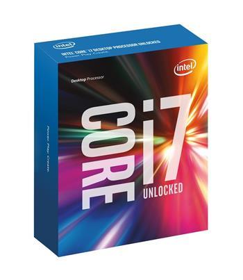Intel Core i7-6700K BOX; BX80662I76700K