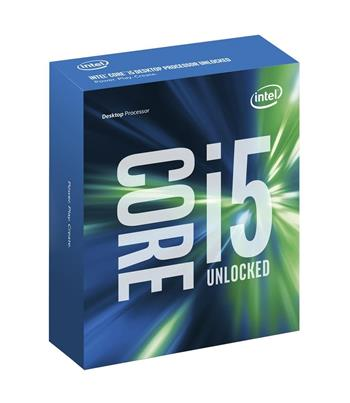 Intel Core i5-6600K; BX80662I56600K