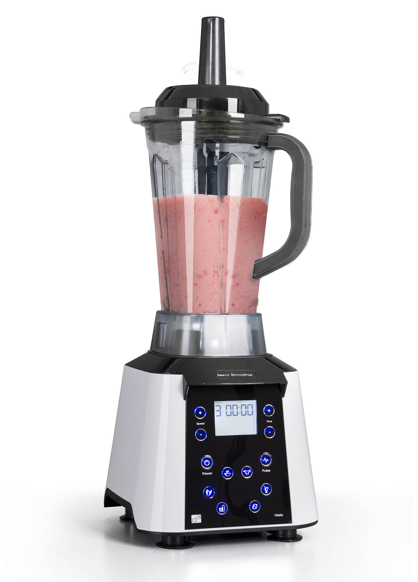 Blender G21 Smart smoothie, Vitality graphite white