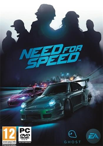 PC Need for Speed; EAPC03560