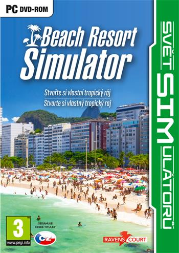 PC Beach Resort Simulator; 8595071033641