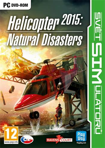 PC Helicopter 2015: Natural Disasters