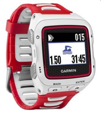GARMIN sportovní hodinky Forerunner 920 XT HR RUN, White/Red; 010-01174-31