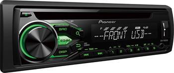 PIONEER DEH-1800UBG - autorádio, MP3, USB