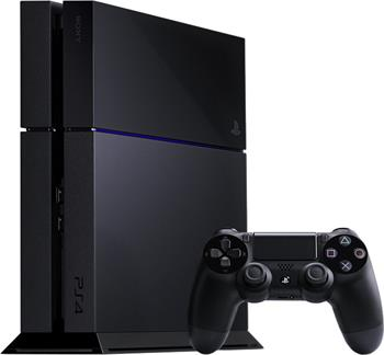 Sony PS4 Playstation 4, 500GB, CUH-1216A black