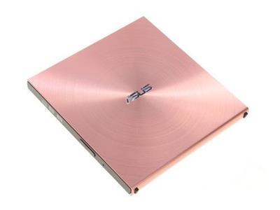 ASUS SDRW-08U5S-U - externí DVD±RW mechanika + soft., růžová