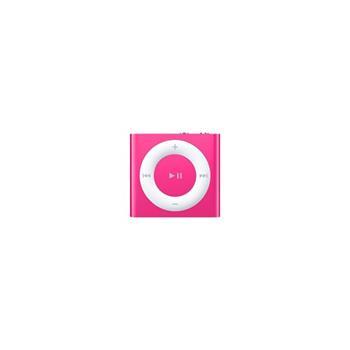 iPod shuffle 2GB, růžový; MKM72HC/A