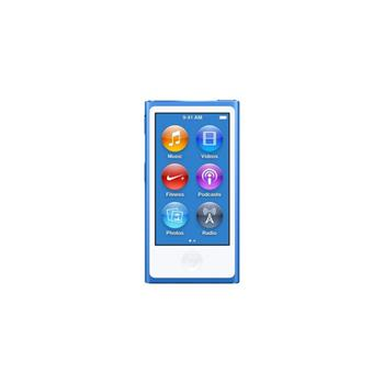 iPod nano 16GB - Blue; MKN02HC/A